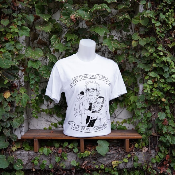 Bernie Sanders T-Shirt Bernie Shirt 100/% Cotton