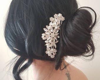 Vintage style bridal comb-Hair accessories-Bridal hairpiece-Bridal hair clip