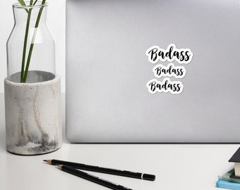 Badass x3 for Journal or Day Planner