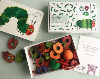Lacing Toy The Very Hungry Caterpillar - Children Toy