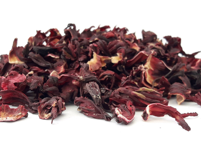 Dried hibiscus flowers 250g natural colorant tea soap bath etsy zoom izmirmasajfo