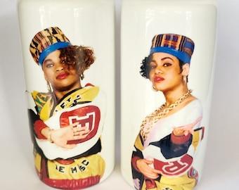 The Original Salt N Pepa Shakers