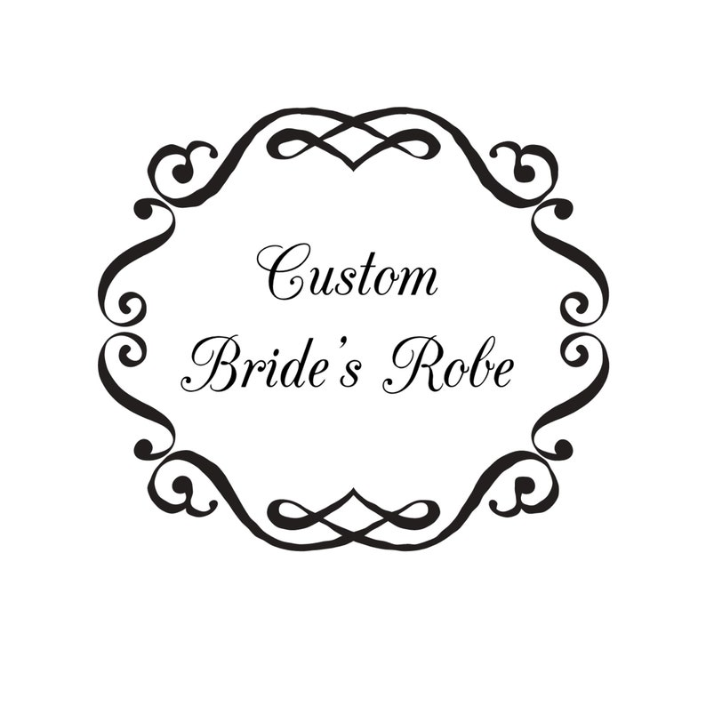 custom designed using your vintage gown Wedding day robe for the bride made using fabric from your momgrandma/'s wedding gown