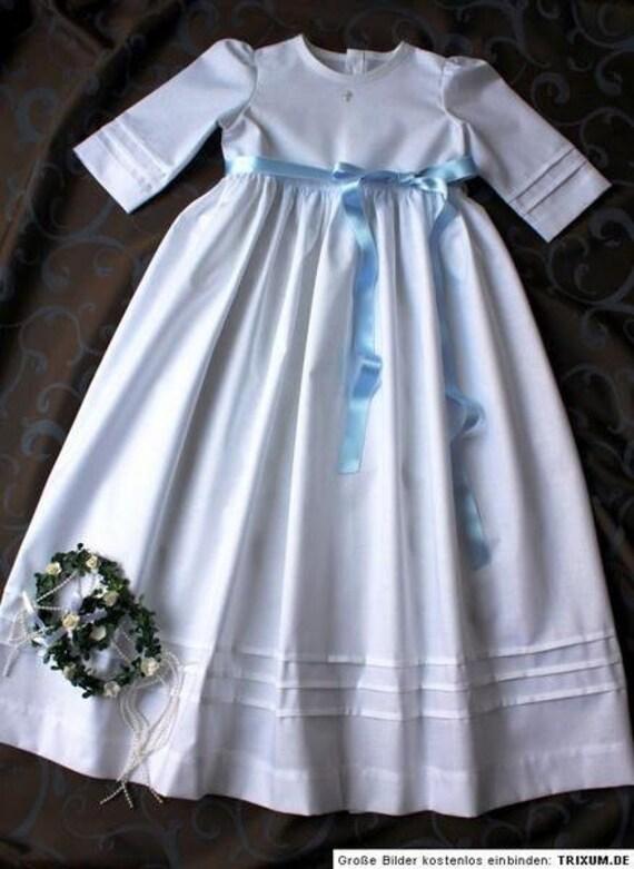 Taufkleid Baby*Junge* Mädchen Swarovski 56-86 Gr
