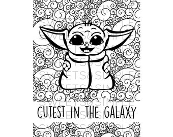 Scary Alien Coloring Pages - Get Coloring Pages | 270x340