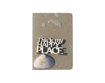 Happy Place Passport Holder I