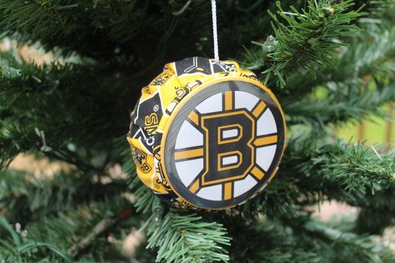 image 0 - Bruins Ornament Boston Bruins Christmas Ornament Etsy