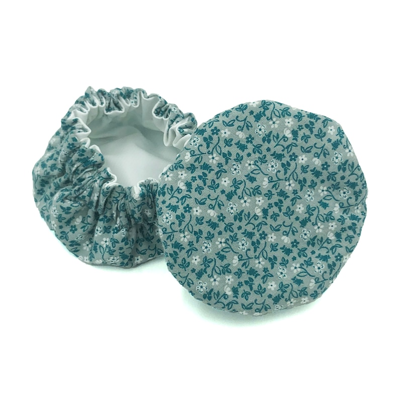 Mini Flower Bowl Cover, Reusable Can Cover, Eco Friendly Kitchen, Food-Safe  Fabric, Food-Safe Lining, Eco-Friendly Gift, Sustainable Kitchen