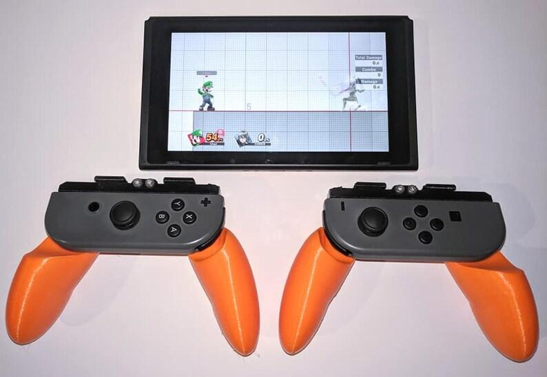 Nintendo Switch JoyCon Grips Best