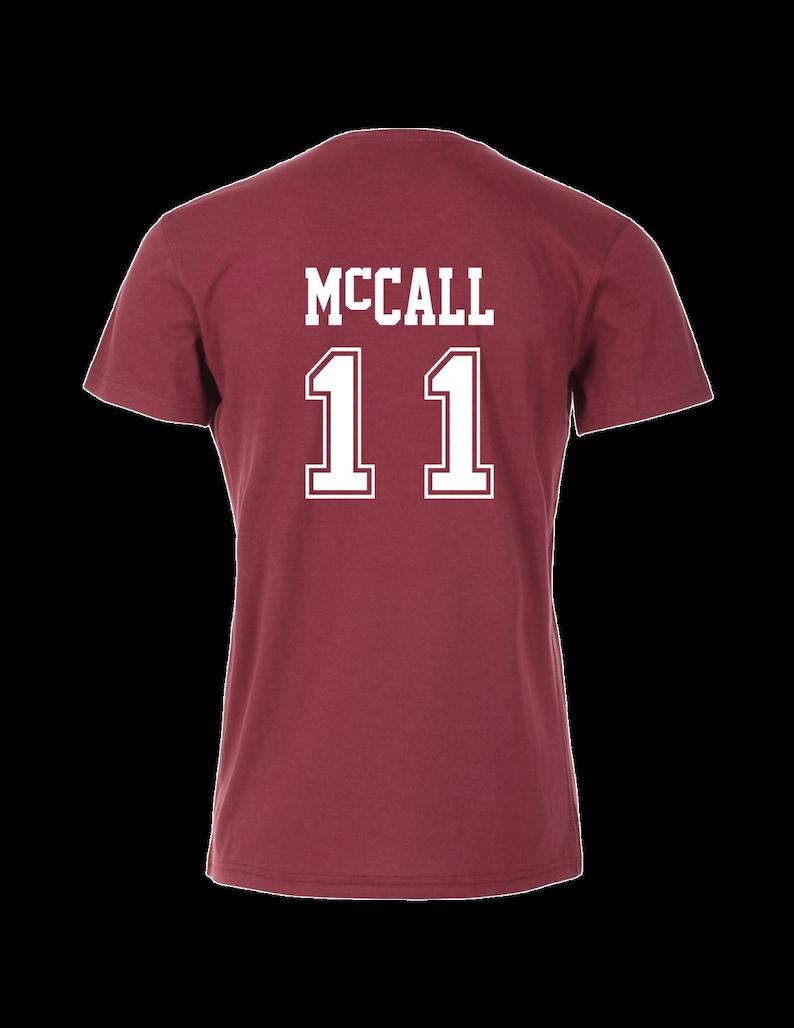 Beacon Hills Lacrosse T-Shirt Teen Wolf Fan Stilinski ...