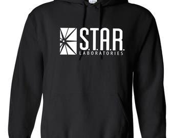 Inspired Star Laboratories hoodies the flash tv series S.T.A.R LABS hoodie