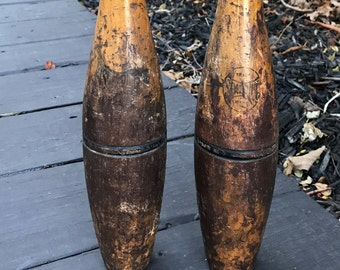Spalding Wood Juggling Pins or Indian Clubs