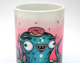 Cup - Octopus