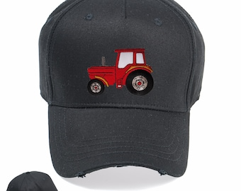 Tractor Vintage Snapback Embroidered Weathered Rapper Caps- Hip-hop Hats  Ideal gift Birthday present 20785b1a3c8c