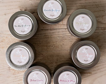 Soy Candle - Sample Candles (9-12 hour Burn Time)