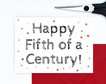 Funny 20th Birthday Card