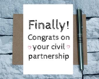 M /& M en bois Table Confettis Rustique Vintage Décor Mariage Gay Partenariat Civil