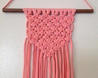 Flamingo Pink wall Hanging