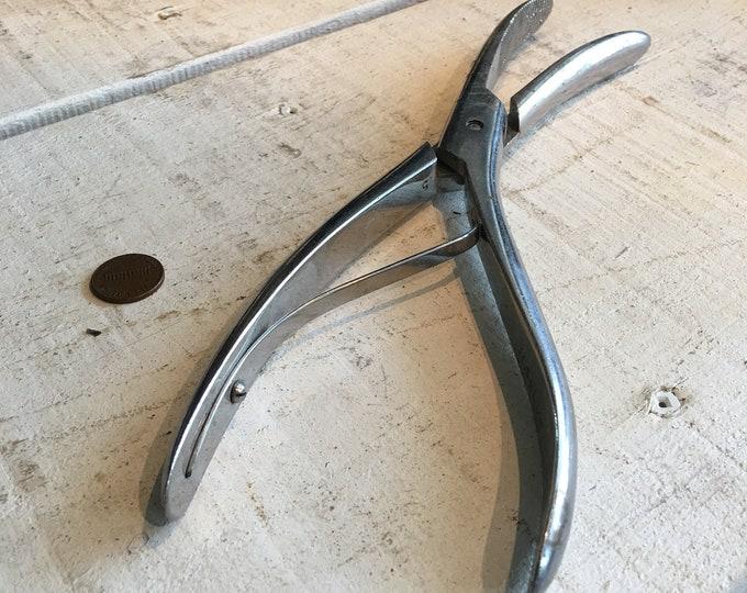 Vintage medical tool, surgery
