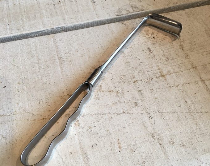 Vintage medical tool , surgery,  retractor