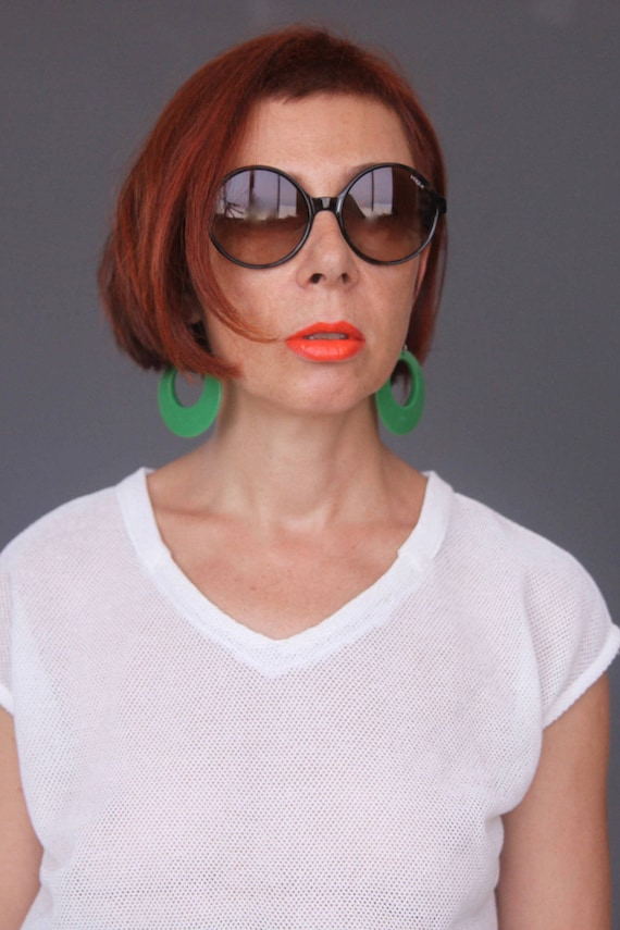 Vogue sunglasses Vintage style sunglasses Round re