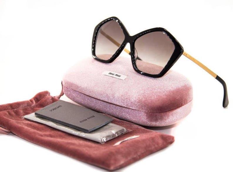 c57a65feb22 MIU MIU CULTE Limited Edition Women s retro sunglasses