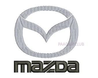 Mazda blueprint | Etsy