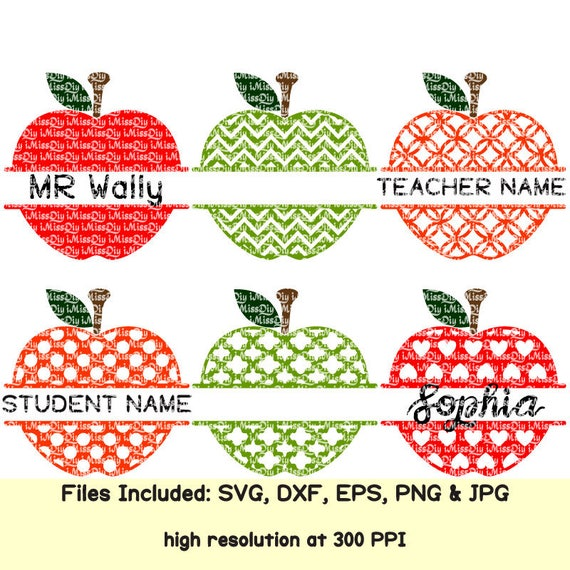 49+ Aztec Split & Monogram Apples – Svg, Dxf, Eps Cut Files Design