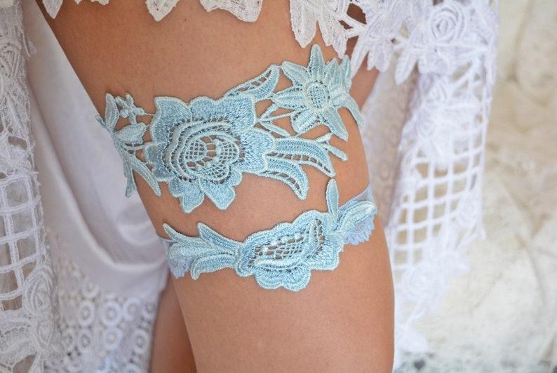 Toss Keepsake Garter Teal Lingerie Garter Teal Green Set Teal Green Wedding Garter Set Teal Wedding Garters For Brides Bridal Garter Set