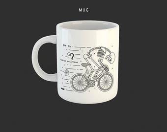 RWW x SCR Fuelled By Caffeine – Mug