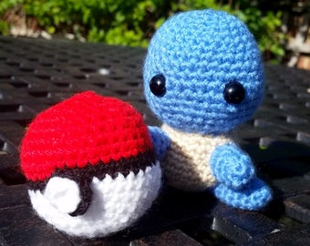 Crochet Squirtle