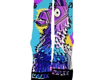 ec23fe95 Fortnite socks   Etsy