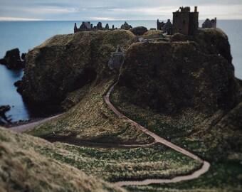 Castles of Scotland at Dunnottar