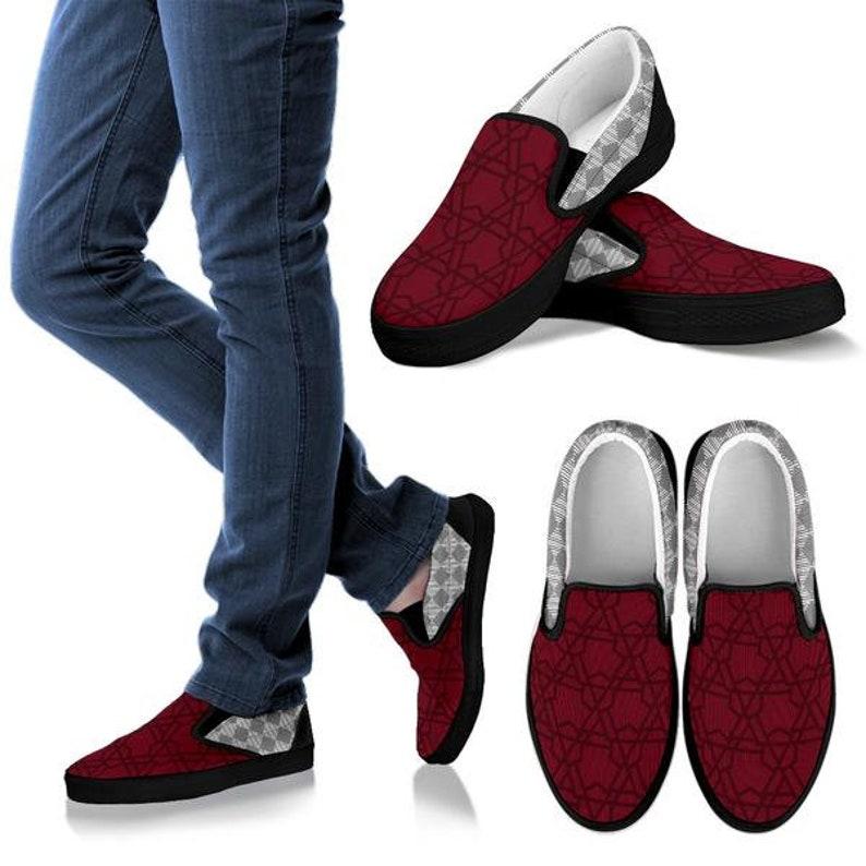 7e50dc22bd6b Alabama Mens Shoes Ascension Bama Crimson Tide Shoes Vans