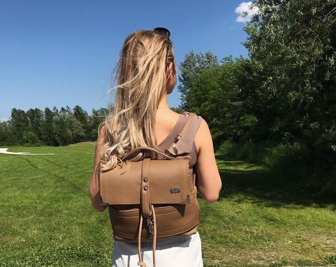 144 eur - 20%! PRESTIGE BAG Medium (Caffè Latte)