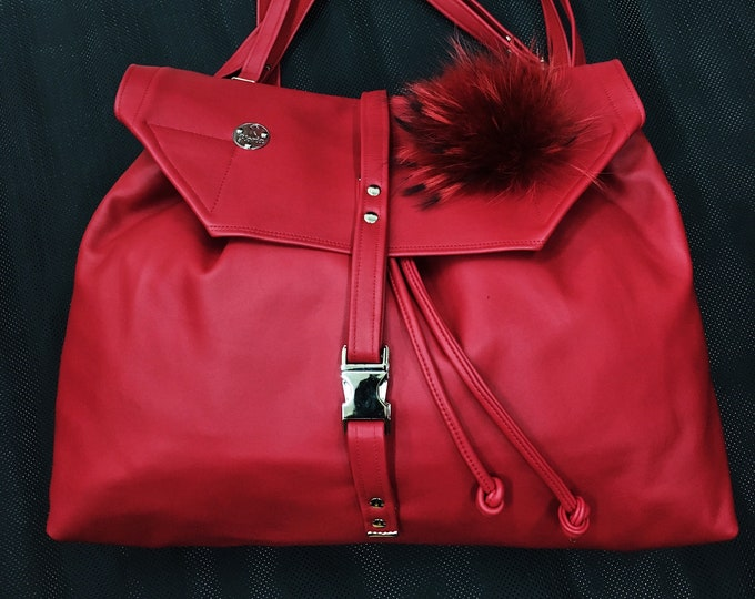 320 eur - 40% ! ALL-IN BAG (Hibiscus)