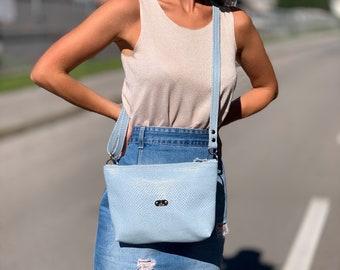CLASSY BAG Petite (Baby Blue)