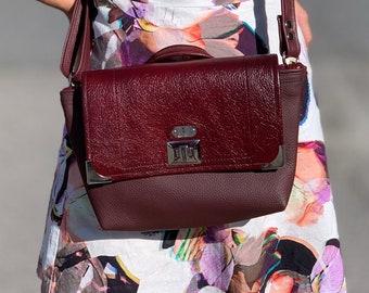 CLASSY BAG Petite (Plum Jam)