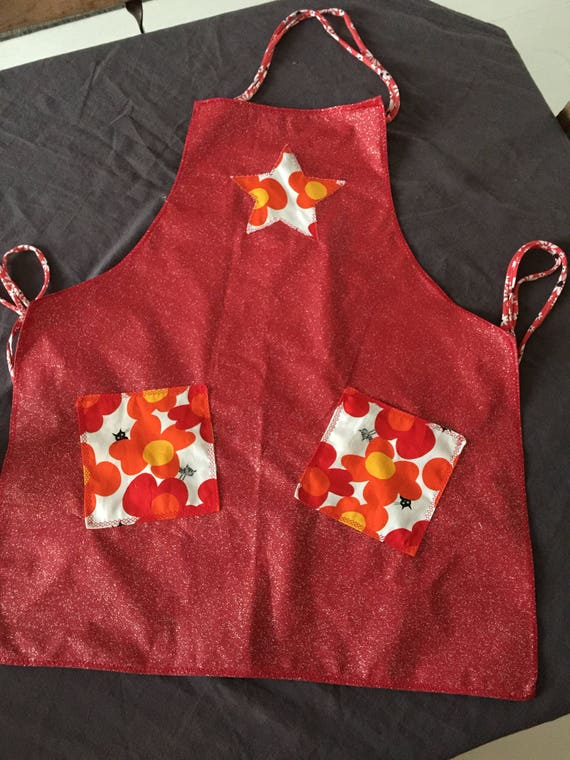 Apron for girls