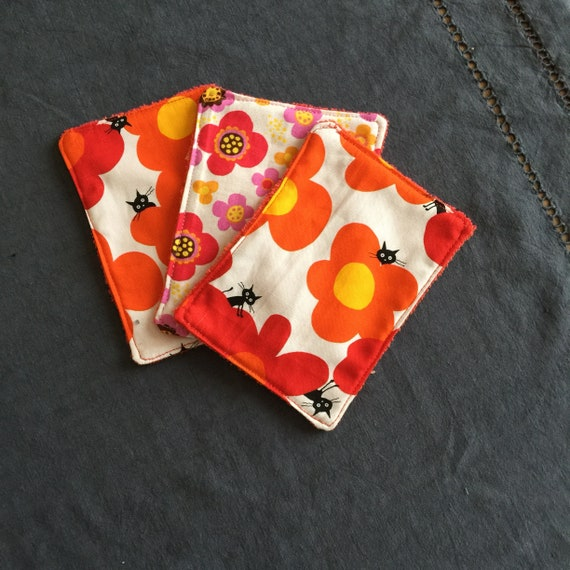 Machine washable and reusable wipes