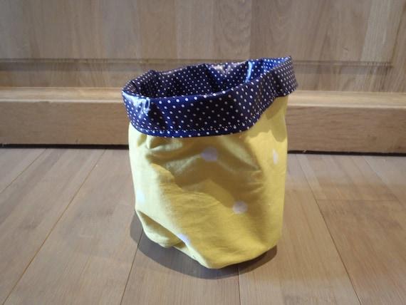 Storage bin, pouch
