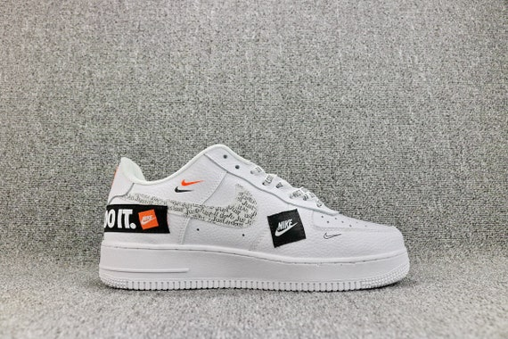 00aacd4c5e4 Nike Nike Nike Air Force Low 1 douane inspir Etsy f3d191 ...