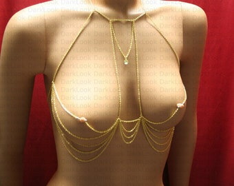 Nipples jewelry, Nipple piercing Jewelry,swavorski, sexy jewelry, also available in hypoallergenic chain on demand