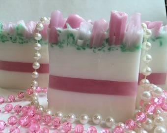Budding Rose Soap