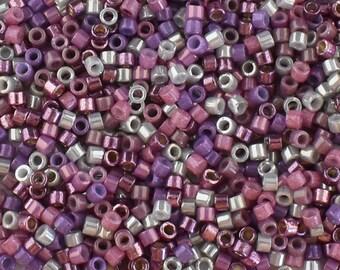 Opaque Bubblegum Pink Duracoat 855 5 grams Size 11 DB2113- Miyuki Delica Delica Beads