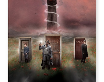 There Are Other Worlds - The Dark Tower - Poster, 18x24