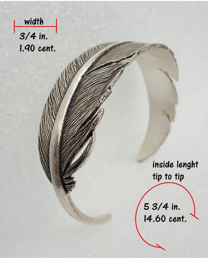 Feather bracelet image 0