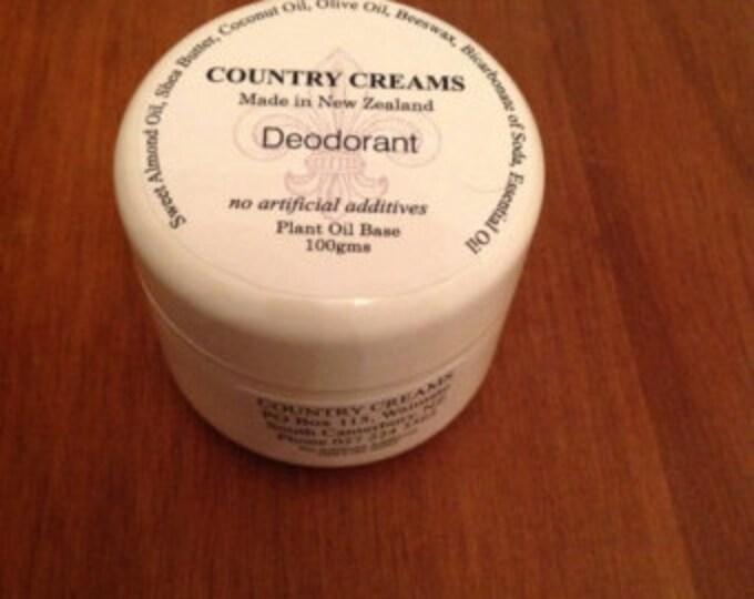 Natural Deodorant 100gm