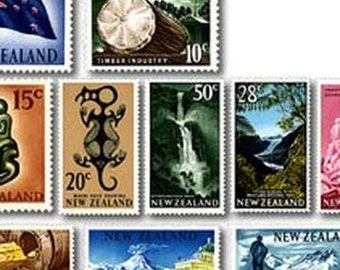 Postage from New Zealand