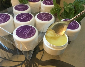 Natural Toothpaste, Peppermint Tooth Balm, Natural Skin Care from New Zealand.